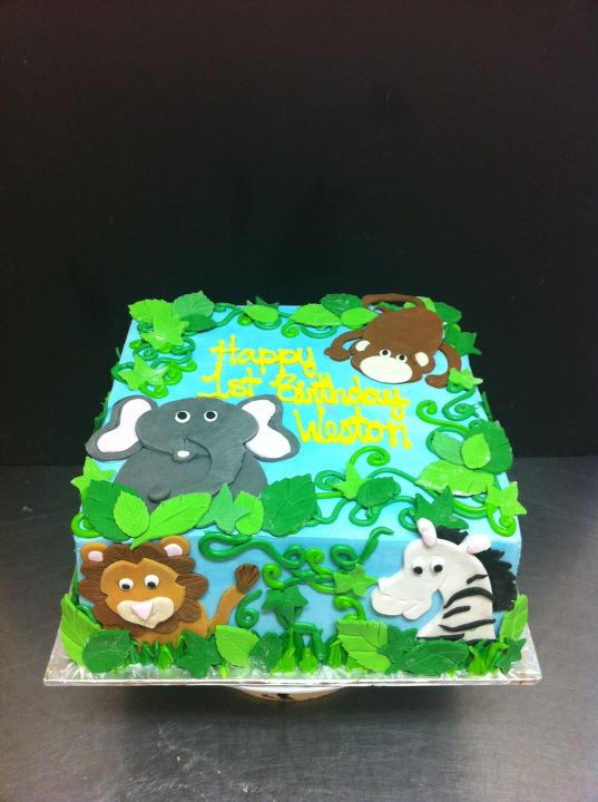 Incredible Kids Birthday Cakes The Cocoa Bean Bakery Funny Birthday Cards Online Amentibdeldamsfinfo