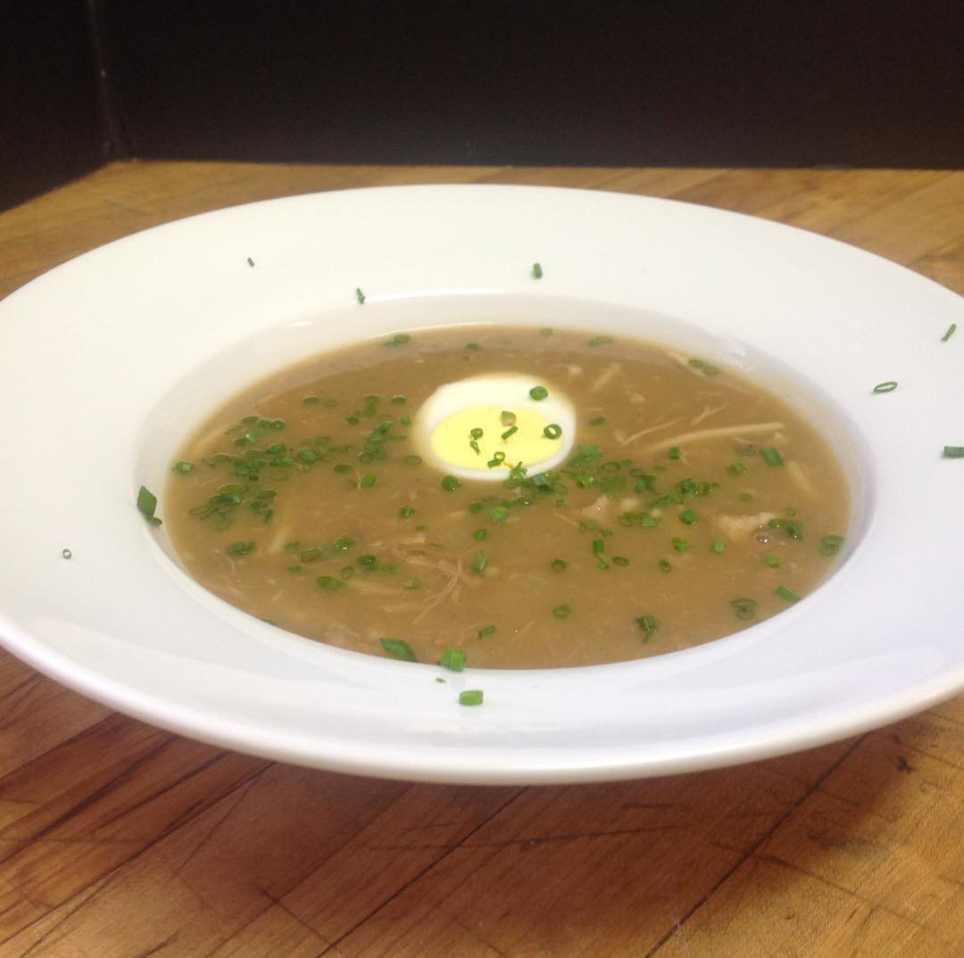 *TODAY ONLY* Smoked Pork Yakamein! #soupoftheday